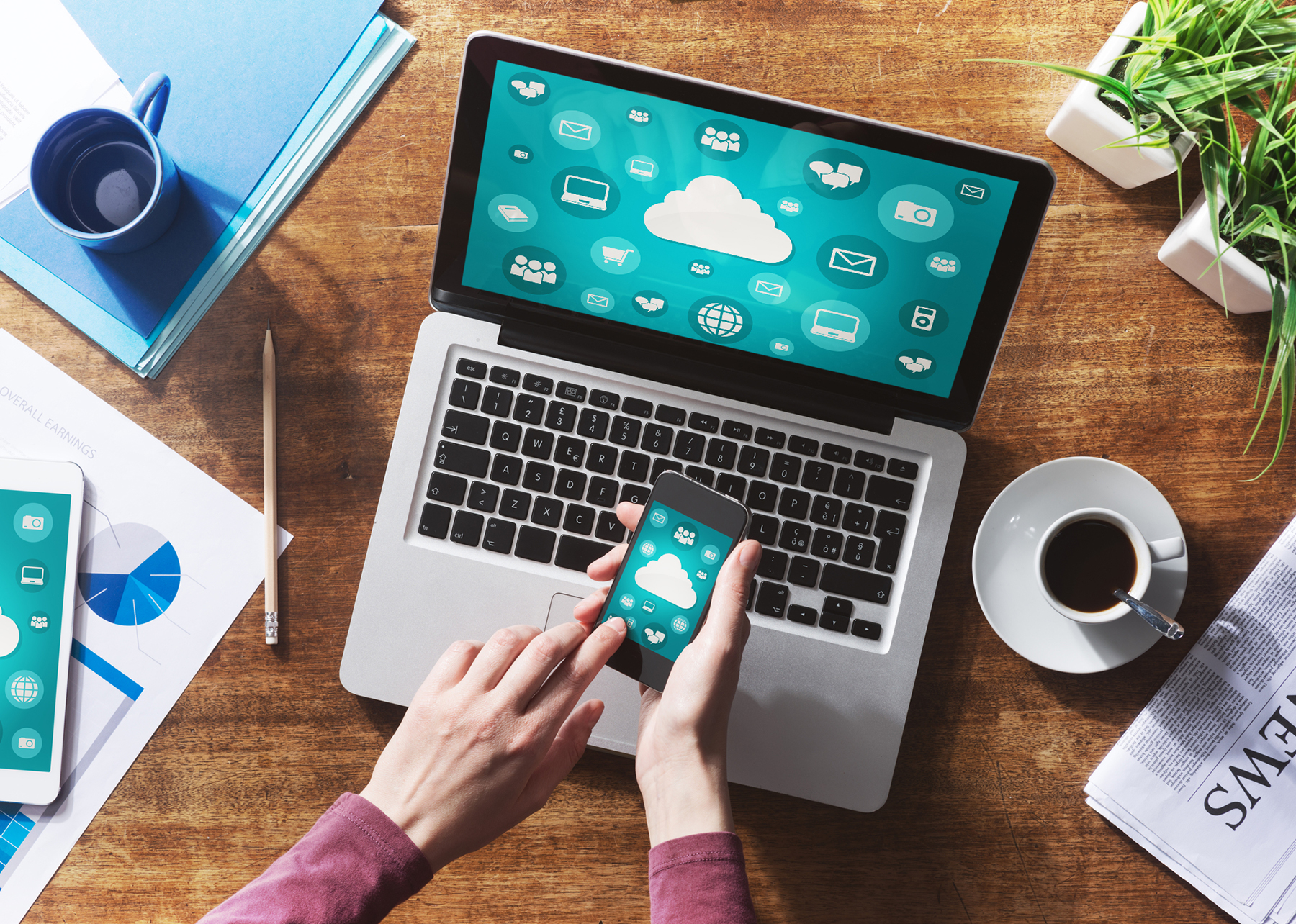 5 Things You Should Know About Cloud Storage